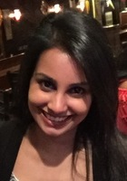 A photo of Dilakshi, a tutor from CUNY College of Staten Island