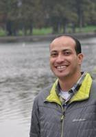 A photo of Omar, a tutor from Central Washington University
