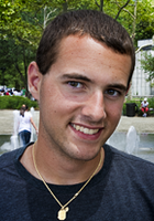 A photo of Christophe, a tutor from James Madison University