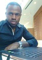 A photo of Idriss, a tutor from Associates degree mathematics