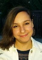 A photo of Sarah, a tutor from Niagara County Community College