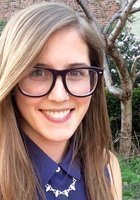 A photo of Alicia, a tutor from Boston College