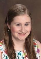 A photo of Kaitlyn, a tutor from Rowan College at Burlington County