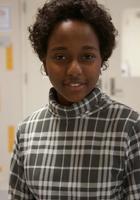 A photo of Caroline, a tutor from Skidmore College