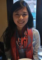 A photo of Genevieve, a tutor from CUNY Hunter College