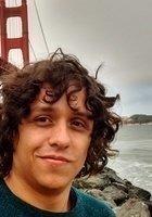 A photo of Fabian, a tutor from University Externado of Colombia
