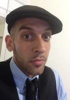 A photo of David, a tutor from St Johns University
