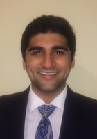 A photo of Niresh, a tutor from University of California-Riverside
