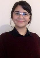 A photo of Clara, a tutor from University of Mary Washington