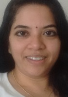 A photo of Sindhu, a Geometry tutor in Bartlett, TN