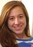 A photo of Erica, a tutor from Colorado College