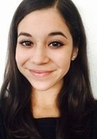 A photo of Desiree, a tutor from San Diego State University