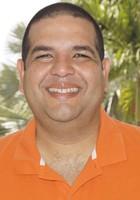 A photo of Herman, a tutor from Unidad Educativa Colegio Cruz Vitale