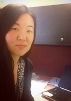 A photo of Jae-Young, a tutor from Virginia Commonwealth University
