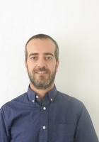 A photo of Mikel, a tutor from Public University of Navarra