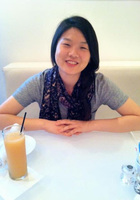 A photo of Si Young, a tutor from Case Western Reserve University
