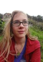 A photo of Kirstin, a tutor from The University of Montana