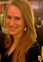 A photo of Alexandra, a German tutor in Gaston County, NC