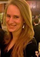 A photo of Alexandra, a German tutor in Mecklenburg County, NC