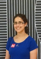 A photo of Angelika, a tutor from Amherst College