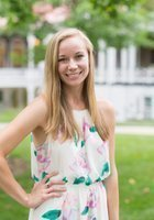 A photo of Kellie, a tutor from Hollins University