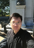 A photo of Jimeng, a tutor from China Pharmaceutical University