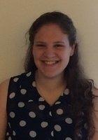 A photo of Kirsten, a tutor from Salisbury University