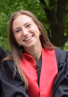 A photo of Joelle, a tutor from University of Maryland-College Park