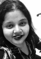 A photo of Saumya, a tutor from CCS University Meerut India