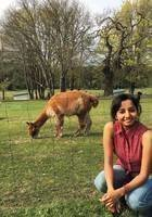 A photo of Megha, a tutor from Amrita Vishwa Vidyapeetham Coimbatore India