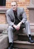 A photo of Brendan, a tutor from Goucher College