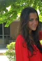 A photo of Kate, a tutor from Boston University