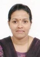 A photo of Nirmala, a tutor from Bharathiyar University