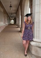 A photo of Elizabeth, a tutor from Washington University in St Louis
