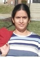 A photo of Anusuya, a tutor in University of Louisville, KY