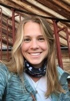 A photo of Libby, a tutor from Juniata College