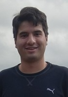 A photo of Christopher, a tutor from University of California-Berkeley