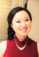 A photo of Ella, a tutor from Sun Yat-sen University