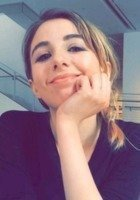 A photo of Anna, a tutor from New York University