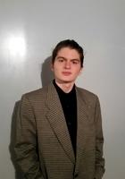 A photo of Joseph, a tutor from Stony Brook
