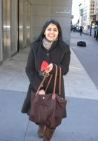 A photo of Kritika, a tutor from Colorado College
