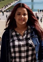 A photo of Alejandra, a tutor from Cazenovia College