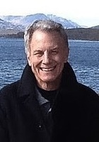 A photo of Barry, a tutor from Sonoma State University