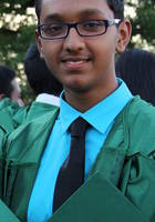A photo of Yash, a tutor from Middlesex County College