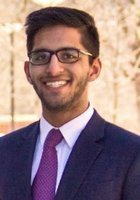 A photo of Asad, a tutor from Pennsylvania State University