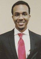 A photo of Matthew, a tutor from Hampton University