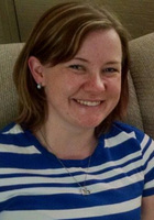 A photo of Angela, a tutor from Central Michigan University