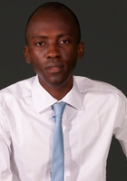 A photo of Ademola, a tutor from Lagos State University