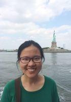 A photo of Yifan, a Mandarin Chinese tutor in Kentucky