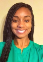 A photo of Kaamilah, a tutor from Berea College